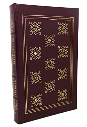 THE PRINCIPLES OF SCIENTIFIC MANAGEMENT Easton Press: Frederick Winslow Taylor