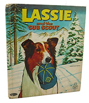 LASSIE AND THE CUB SCOUT: Florence Michelson, Al
