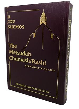 THE METSUDAH, CHUMASH/RASHI : A New Linear