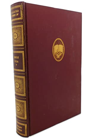 COLLECTED WORKS OF EMILE ZOLA: Emile Zola