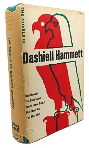 THE NOVELS OF DASHIELL HAMMETT : Red: Dashiell Hammett