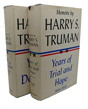 MEMOIRS: Harry S. Truman