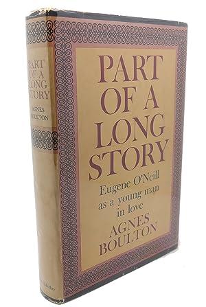 PART OF A LONG STORY: Agnes Boulton