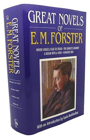 GREAT NOVELS OF E.M. FORSTER: E. M. Forster