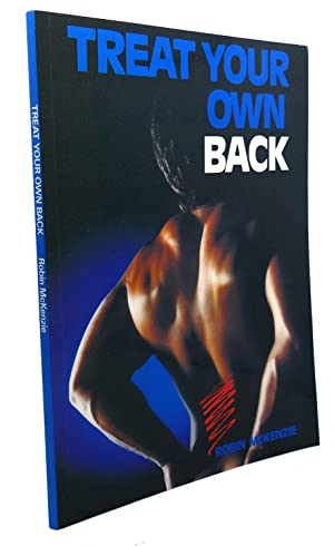 Book treat your own back by robin mckenzie