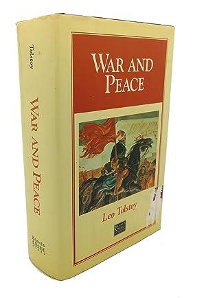 WAR AND PEACE: Leo Tolstoy, Alexandra