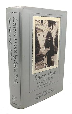 LETTERS HOME BY SYLVIA PLATH : Correspondence: Sylvia Plath, Jim