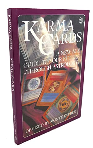 KARMA CARDS : A New Age Guide: Monte Farber