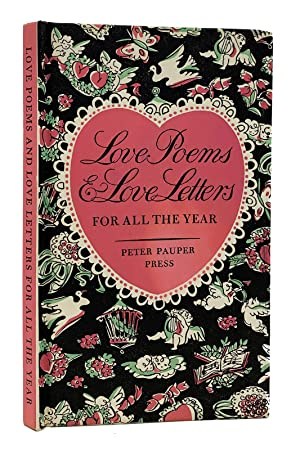 LOVE POEMS AND LOVE LETTERS FOR ALL: Ruth McCrea