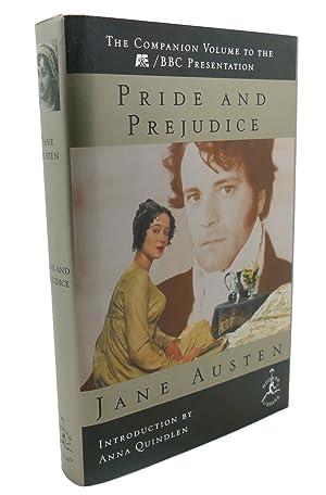 PRIDE AND PREJUDICE : Companion Volume to: Jane Austen, Anna