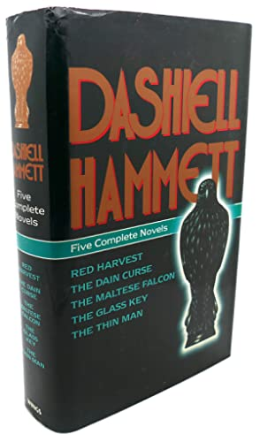 FIVE COMPLETE NOVELS : Red Harvest, the: Dashiell Hammett