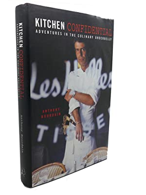 Kitchen Confidential by Anthony Bourdain AbeBooks
