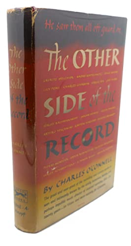 THE OTHER SIDE OF THE RECORD: Charles O' Connell