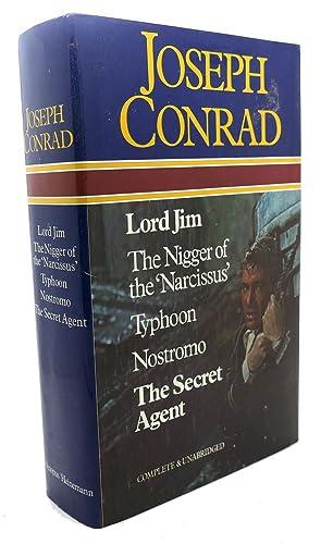 JOSEPH CONRAD Lord Jim / the Nigger: Joseph Conrad