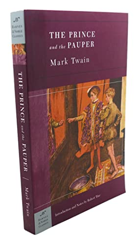 THE PRINCE AND THE PAUPER: Mark Twain &