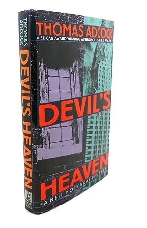 DEVIL'S HEAVEN: Thomas Adcock