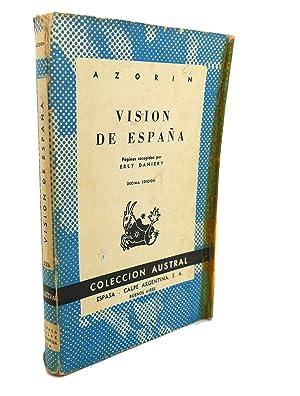 VISION DE ESPANA: Miguel De Unamuno