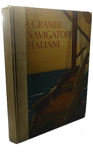 I GRANDI NAVIGATORI ITALIANI: Giuseppe Fanciulli, Beryl