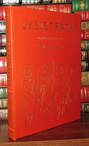 LYSISTRATA Easton Press: Aristophanes; Illustrated by