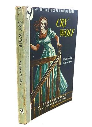 CRY WOLF: Marjorie Carleton