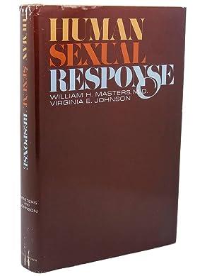 HUMAN SEXUAL RESPONSE: William H. Masters,