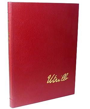 MAURICE UTRILLO V Easton Press: Jeanine Warnod- Maurice