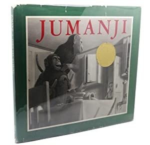 jumanji by chris van allsburg pdf