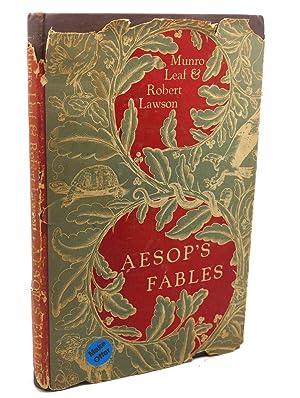 AESOP'S FABLES: Aesop, Robert Lawson