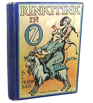 RINKITINK IN OZ: L. Frank Baum