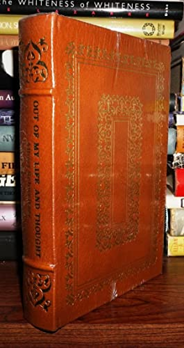 OUT OF MY LIFE AND THOUGHT Easton Press: Schweitzer, Albert
