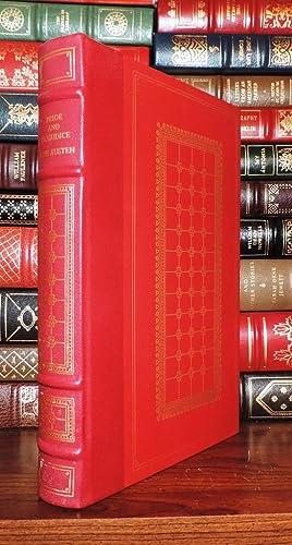 PRIDE AND PREJUDICE Franklin Library: Jane Austen w