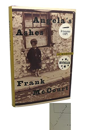 ANGELA'S ASHES Signed: Frank McCourt