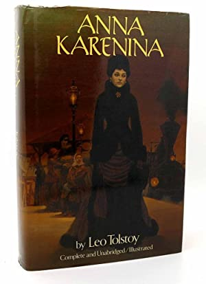 Leo Tolstoy Anna Karenina First Edition Seller Supplied Images