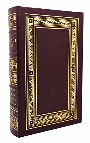 INVISIBLE MAN Easton Press: Ralph Ellison