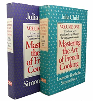 MASTERING THE ART OF FRENCH COOKING VOL: Julia Child &