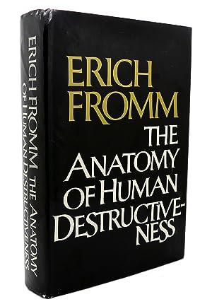 Erich Fromm Anatomy Human Destructiveness First Edition Abebooks