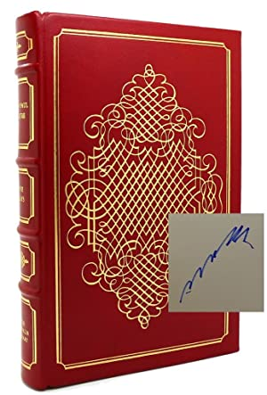 FIVE PLAYS Signed 1st Franklin Library: Jean Paul Sartre