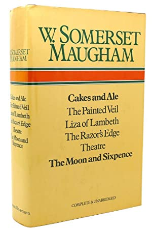 CAKES AND ALE, THE PAINTED VEIL, LIZA: W. Somerset Maugham