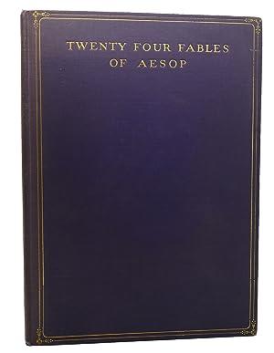 TWENTY FOUR FABLES OF AESOP And Other: L'Estrange, Sir Roger