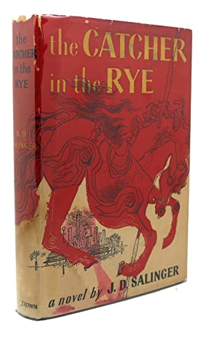 THE CATCHER IN THE RYE 1st Edition: J. D. Salinger