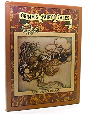 GRIMM'S FAIRY TALES Twenty Stories: Grimm, Brothers Rackham,