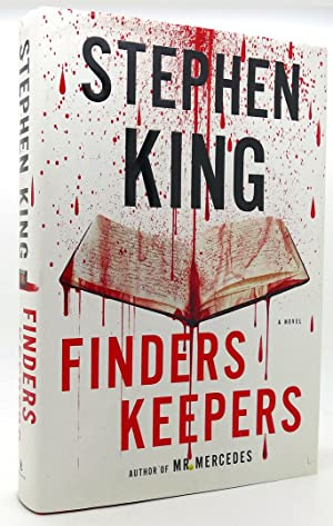 FINDERS KEEPERS A Novel: Stephen King