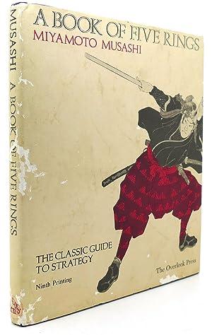 Miyamoto Book Five Rings First Edition Abebooks