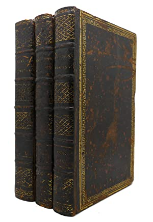 THE HISTORY OF THE REIGN OF THE EMPEROR CHARLES V. Three Volumes (Complete Set in 3 Vols. )