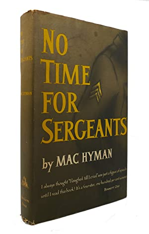 No time for sergeants book