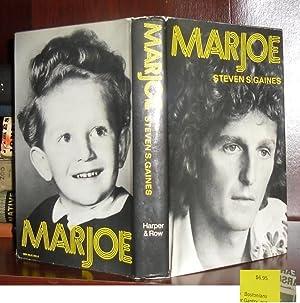 MARJOE : the Life of Marjoe Gortner: Gaines, Steven S.;