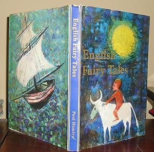 ENGLISH FAIRY TALES: MacLeod, Ann (Adapted by) Ota Janecek (Illustrator)