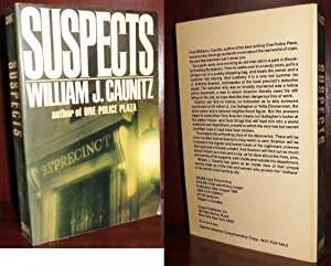 SUSPECTS: Caunitz, William J.