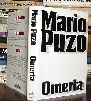 OMERTA: Puzo, Mario