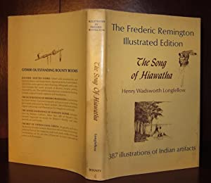 THE SONG OF HIAWATHA: Wadsworth Longfellow, Henry,